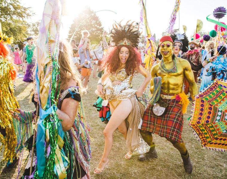 Wilderness Festival, Oxfordshire