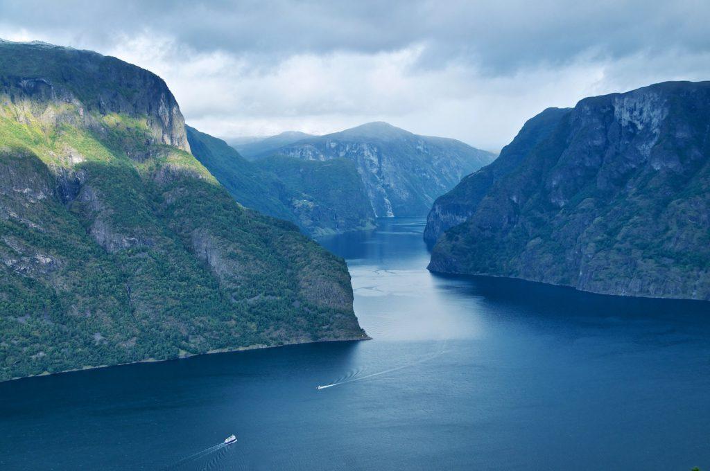 Norwegian Fjords - Western Norway - fjord