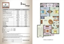 5 Rooms cottage