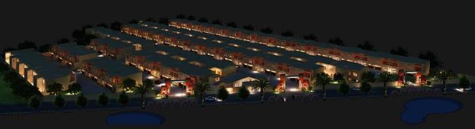 Al Rahim Homes Lahore - master plan