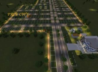 Pace City Multan - Master or Layout Plan 2