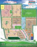 Euro City Kharian Master Plan or layour