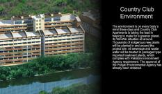 Islamabad Country Club Apartments - Environmant