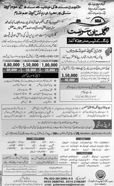 Gulshan e Sarmast Housing Scheme Pahse III Plots booking started