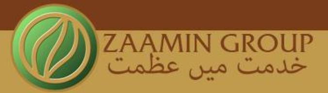 Zaamin Group Lahore Logo
