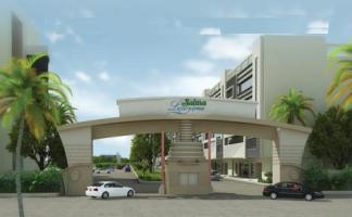Saima Luxury Homes main enterance