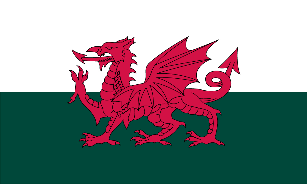 Wales Flag Pictures