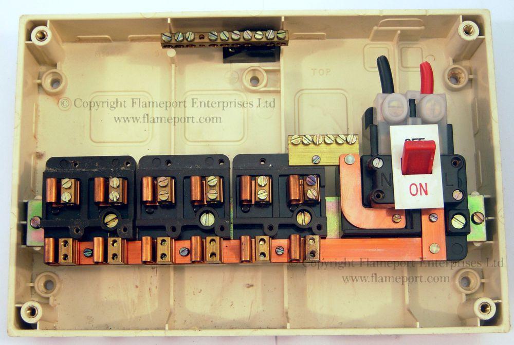 Wylex Fuse Box - Wiring Data Diagram