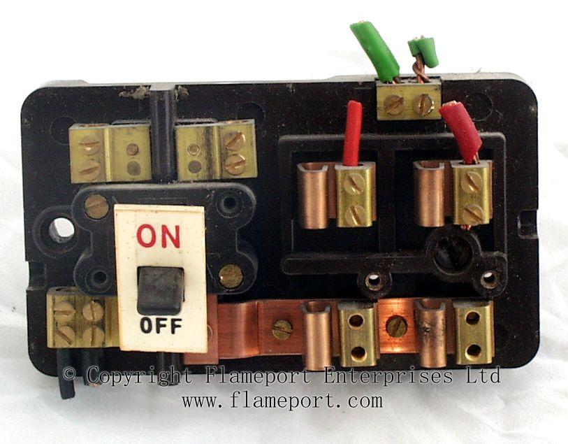 wylex fuse box spares