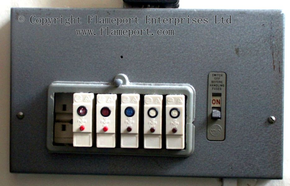 1960s Fuse Box - Wiring Diagram Progresif