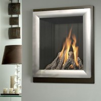 Verine Meridian HE Wall Mounted Balanced Flue Gas Fire