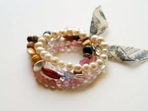 DIY Bracelet Pearl