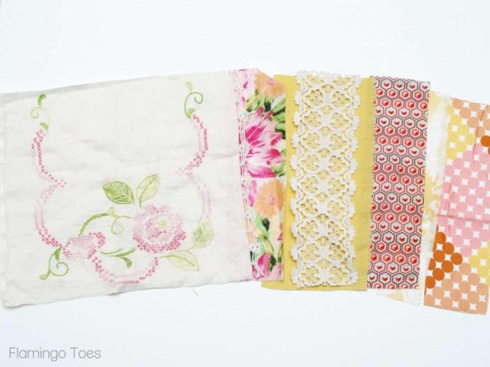 Piecing a Table Runner