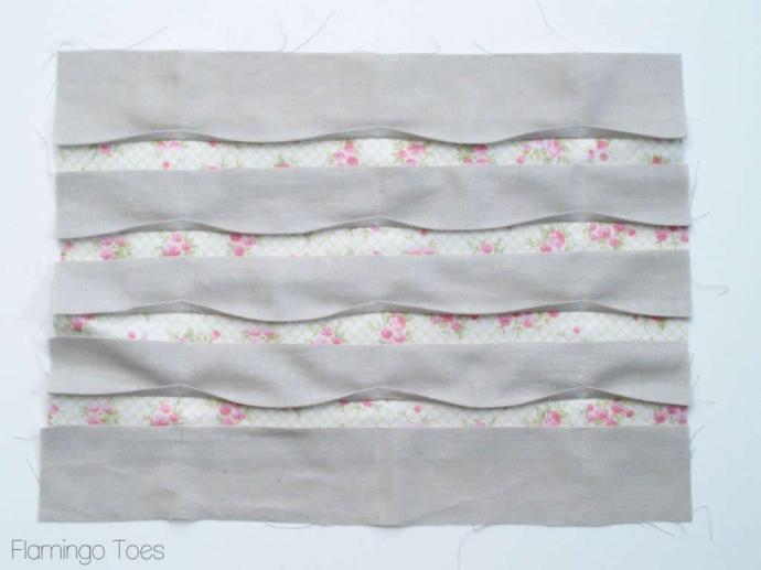 sewing pin tucks