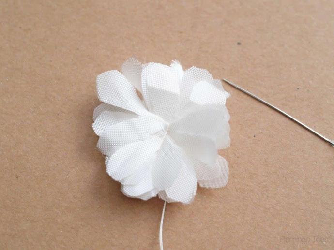 chiffon petals