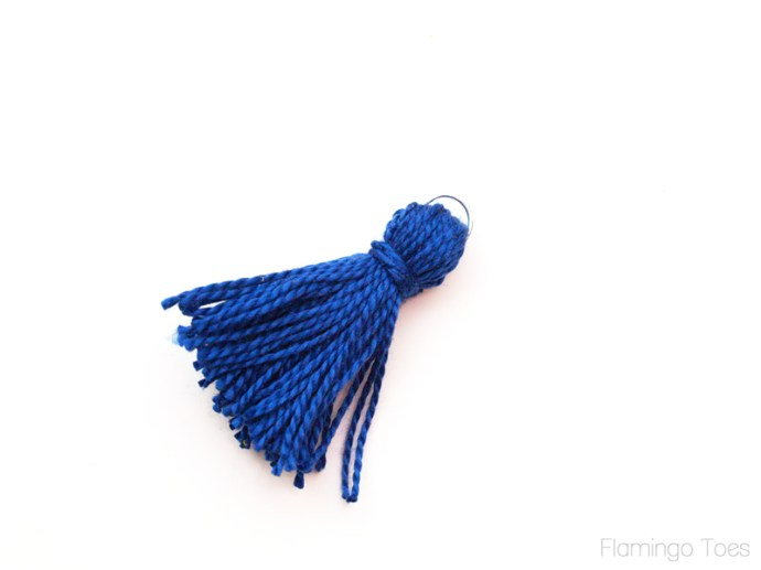 thread tassel
