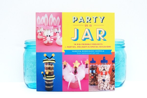 Party In A Jar - Cute Kids Crafts and Party Ideas