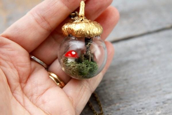 Sweet Woodland Necklace