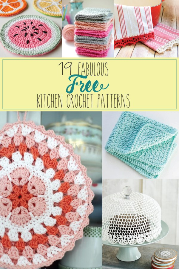 19-Free-Kitchen-Crochet-Projects