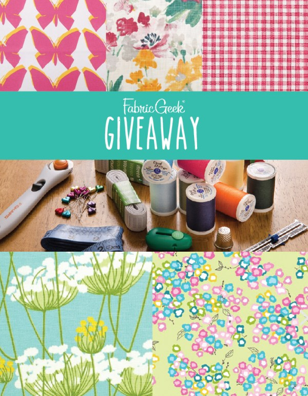 Fabric Geek Giveaway