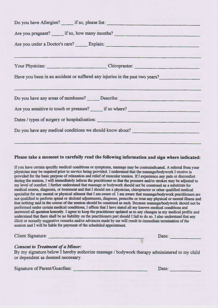 Intake form Template for Counseling Fresh Best Free Fillable forms