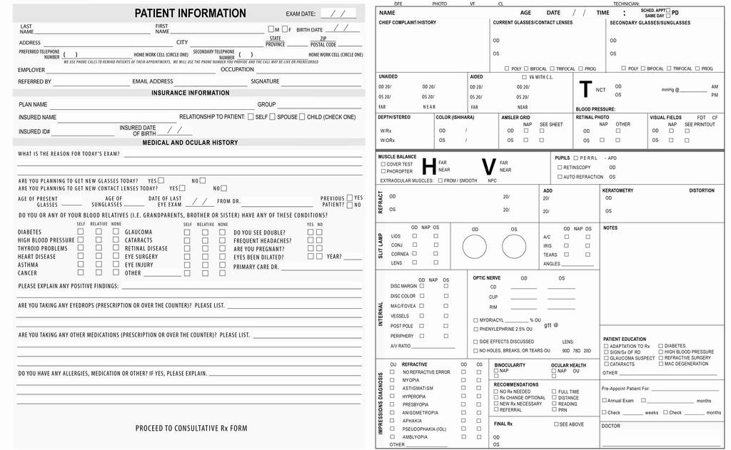 Universal Medical Release form Brilliant Media Release forms