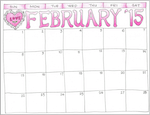 Free Scrapbooking Calendars