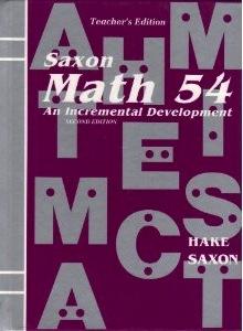 Saxon 54
