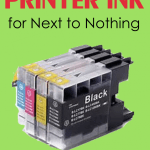How to Get Printer Ink for Next to Nothing | www.flandersfamily.info