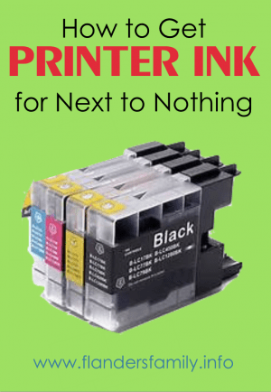 3 Steps to Saving Big on Printer Ink