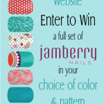 Jamberry Nails - Giveaway