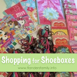 Shopping for shoeboxes -- where to get great stuff for your Operation Christmas Child box