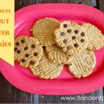 10-Minute, Super-Simple, Peanut Butter Cookies