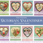 Lots of free printable cards and stickers for Valentine's Day, in a variety of styles, from flandersfamily.info