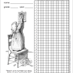 Free printable attendance record for homeschoolers