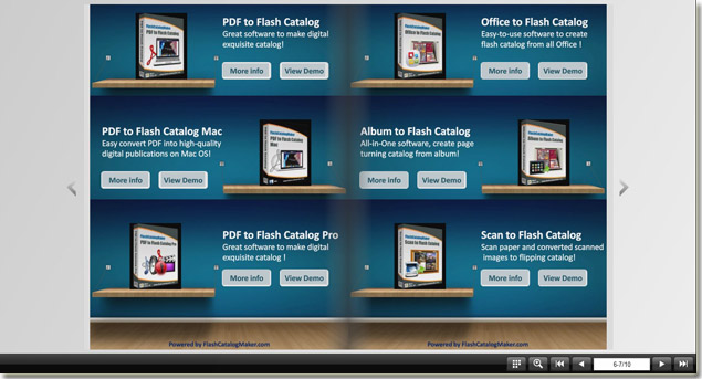Make Flash Catalog Read On Mobile Devices To Get More Exposure