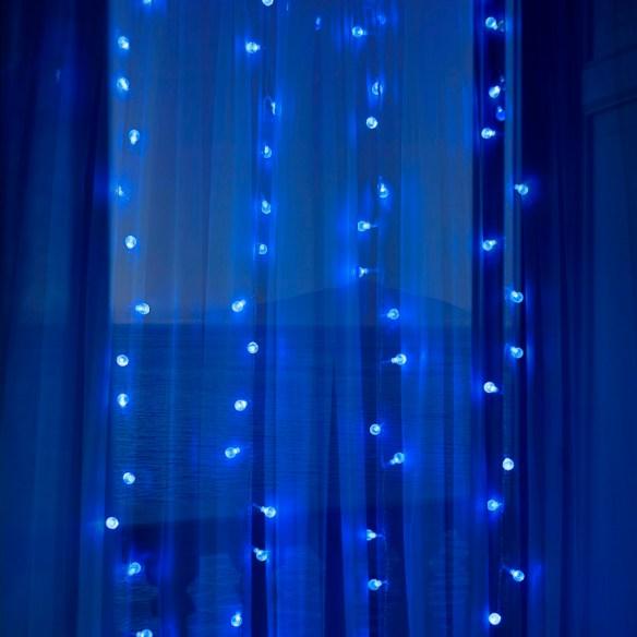 Indoor String Lights Diy : DIY Lighting with FBL String Lights - FlashingBlinkyLights.com BlogFlashingBlinkyLights.com Blog