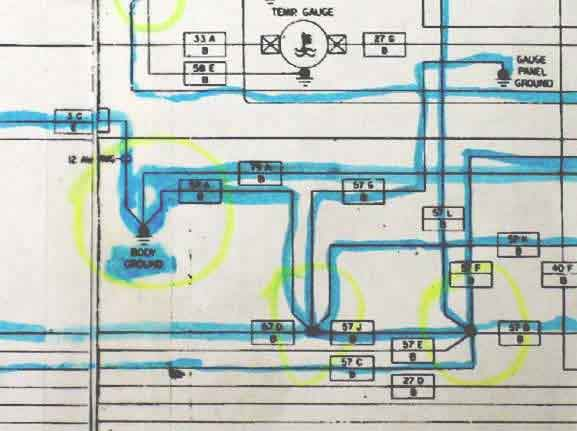 humvee engine wiring harness schematics