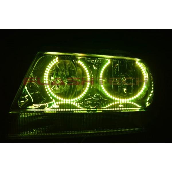 Jeep Xj Halo Headlights Wiring Wiring Diagram
