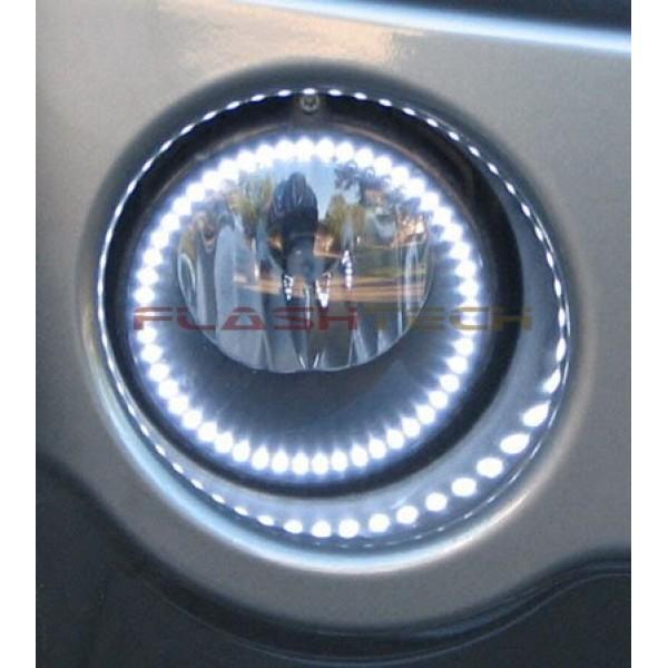 Pontiac G8 White LED HALO FOG LIGHT KIT (2008-2009)