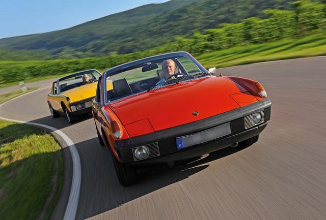 Vw Porsche 914 Etude Et Presentation Detaillee