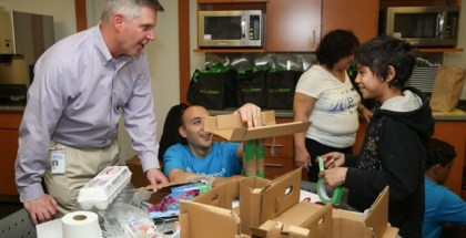 TWC and Free Arts NYC help Kids celebrate Earth Day!