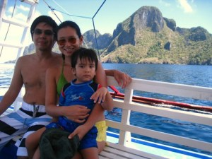Life in Palawan- where Monica, Montri , and Santi lived for 2 years