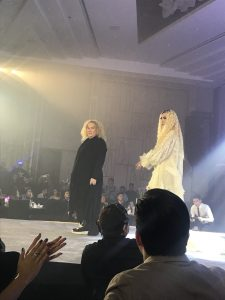 Furne One with his muse, Vice Ganda