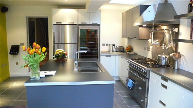 Kitchen Design Does Yours Help You Cook Efficiently? - The - chef kitchen design