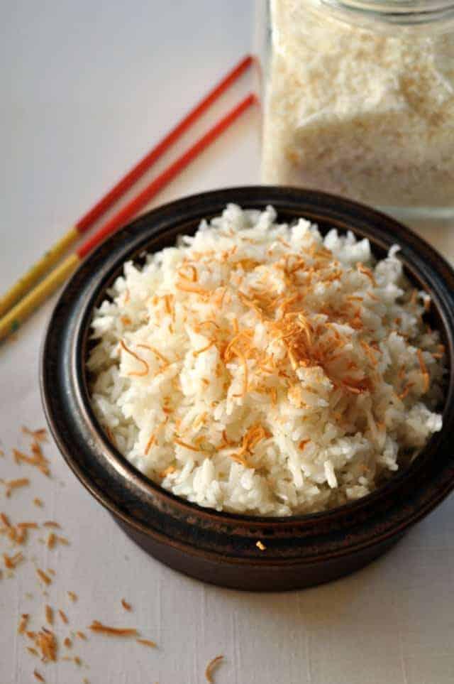 Thai Coconut Rice