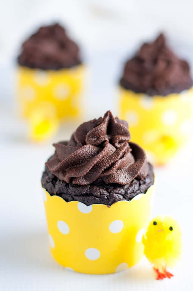 Chocolate Quinoa Cupcakes - Flavour and Savour