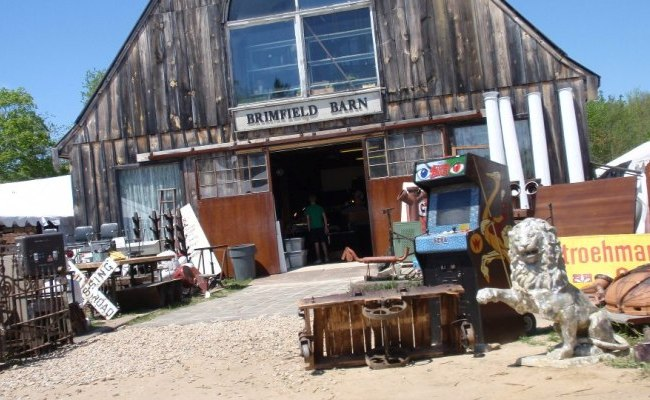 Cherrie Carine's photo of the Brimfield Barn