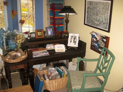 My antique desk from Grandma