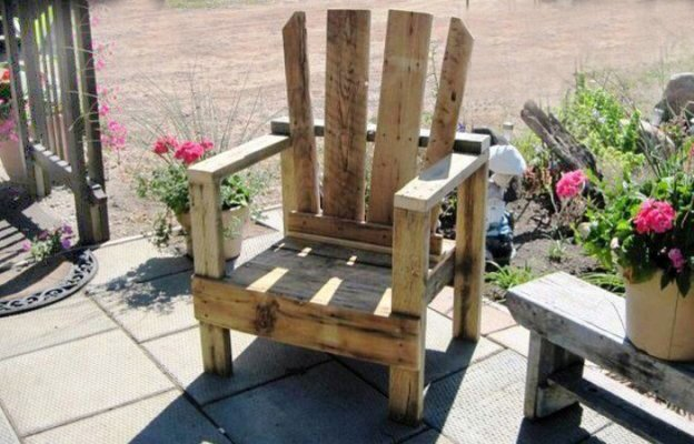 Cheryl Farley' chair can easily be translated to a longer bench